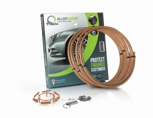 "Complete set Alloygator -  Bronze 13""-21"""